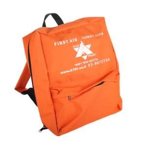 תיק עזרה ראשונה לבתי ספר וקייטנות