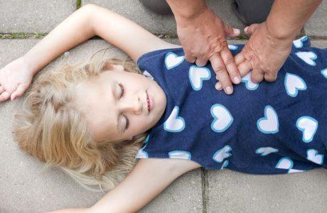 הנחיות למתן עזרה ראשונה לילדים